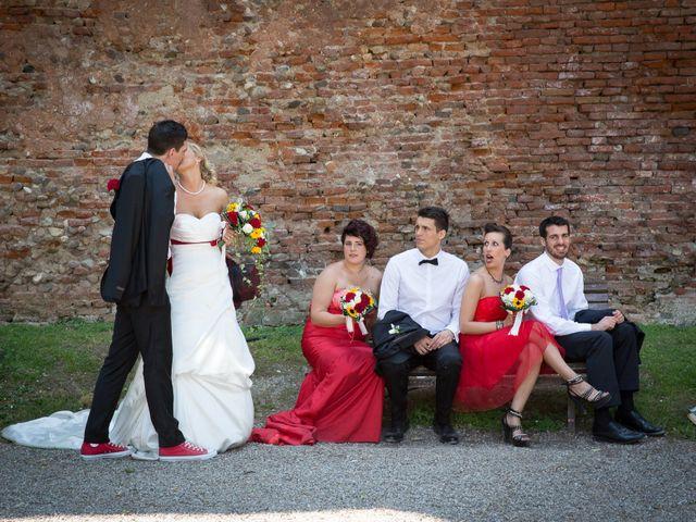 Il matrimonio di Nicola e Stefania a Rosà, Vicenza 69