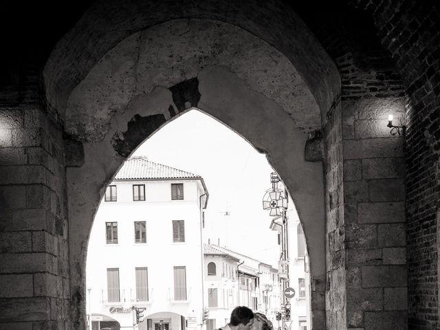 Il matrimonio di Nicola e Stefania a Rosà, Vicenza 71