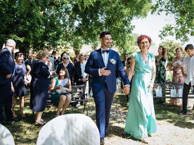 Il matrimonio di Daniel e Sara a Scaldasole, Pavia 13