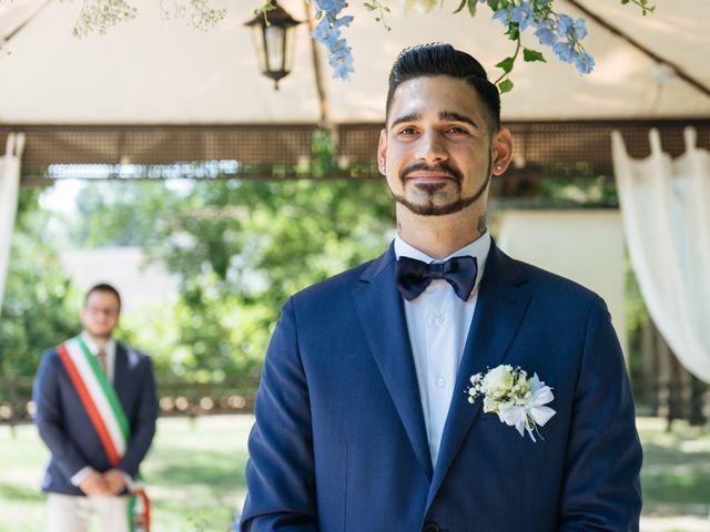 Il matrimonio di Daniel e Sara a Scaldasole, Pavia 14