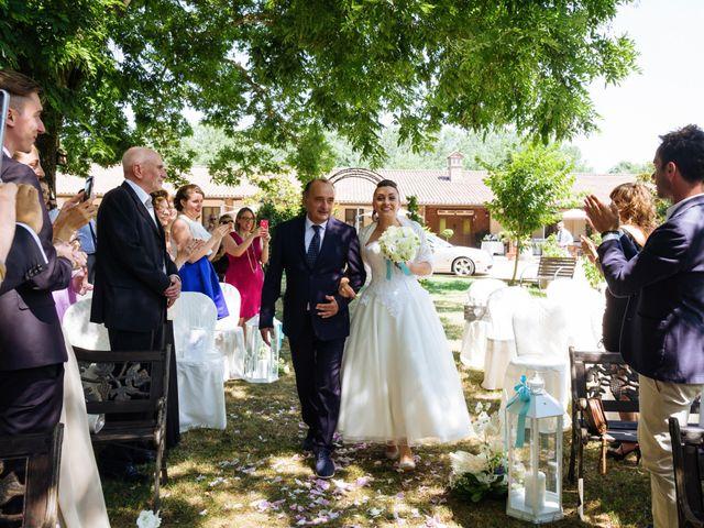 Il matrimonio di Daniel e Sara a Scaldasole, Pavia 15