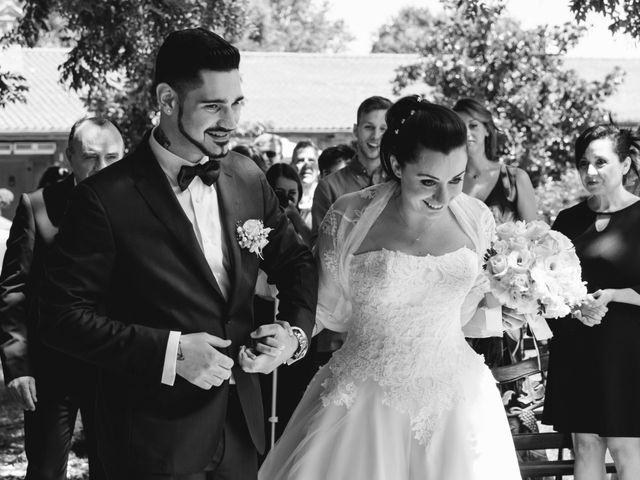 Il matrimonio di Daniel e Sara a Scaldasole, Pavia 16