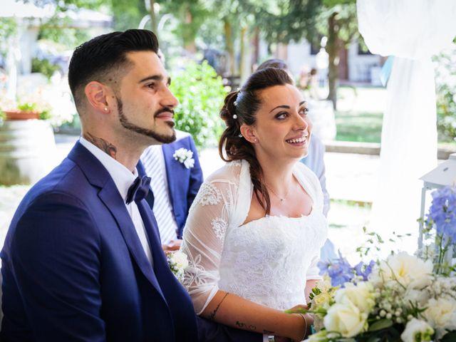 Il matrimonio di Daniel e Sara a Scaldasole, Pavia 17