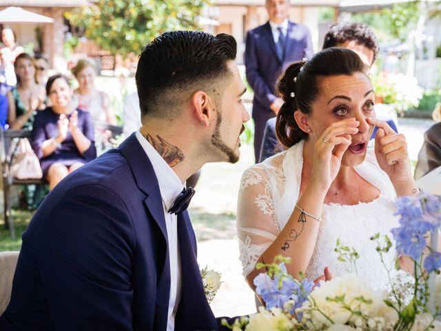 Il matrimonio di Daniel e Sara a Scaldasole, Pavia 19