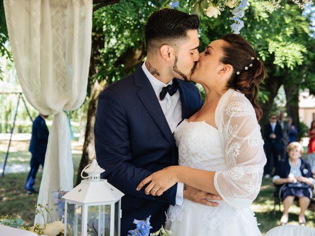 Il matrimonio di Daniel e Sara a Scaldasole, Pavia 21