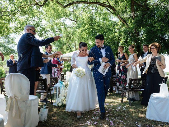 Il matrimonio di Daniel e Sara a Scaldasole, Pavia 22