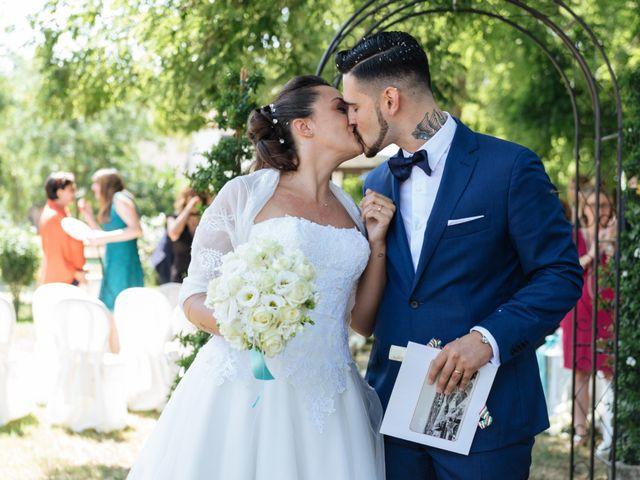 Il matrimonio di Daniel e Sara a Scaldasole, Pavia 23
