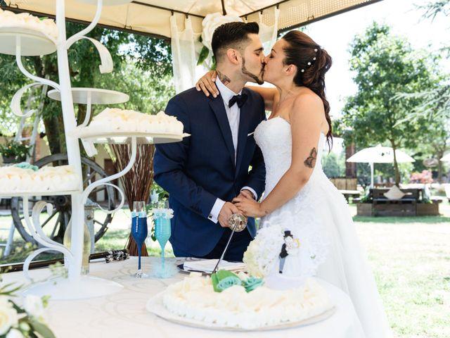 Il matrimonio di Daniel e Sara a Scaldasole, Pavia 24