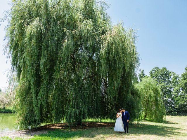 Il matrimonio di Daniel e Sara a Scaldasole, Pavia 26