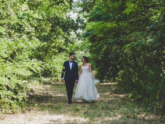 Il matrimonio di Daniel e Sara a Scaldasole, Pavia 28