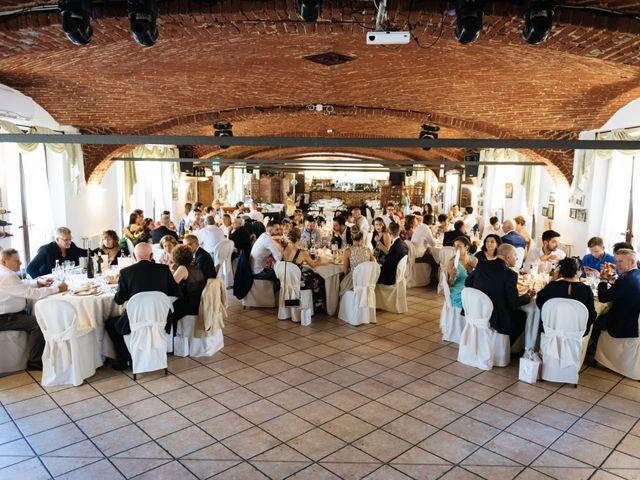 Il matrimonio di Daniel e Sara a Scaldasole, Pavia 31