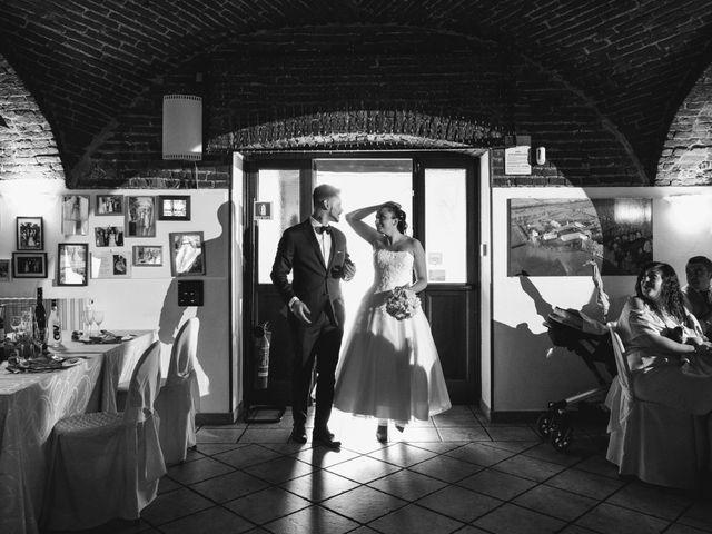 Il matrimonio di Daniel e Sara a Scaldasole, Pavia 32