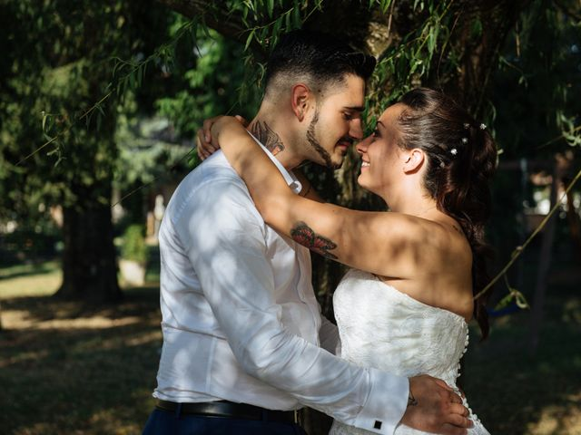 Il matrimonio di Daniel e Sara a Scaldasole, Pavia 39