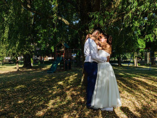 Il matrimonio di Daniel e Sara a Scaldasole, Pavia 40