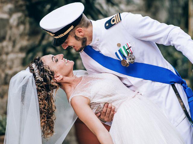 Il matrimonio di Diego e Simona a Sarzana, La Spezia 1
