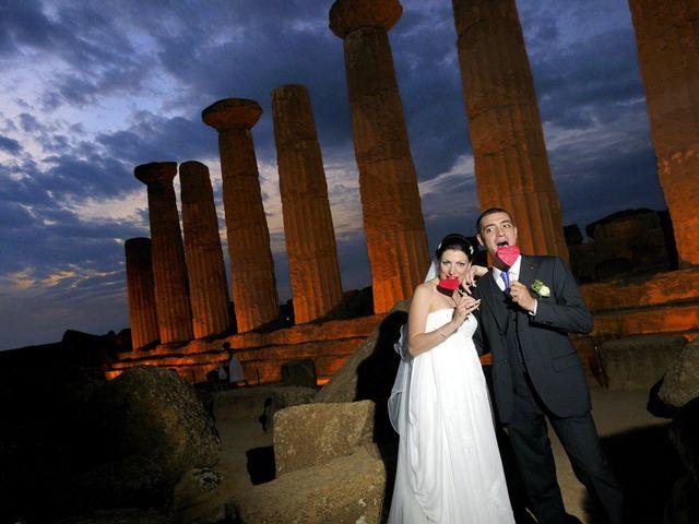 Le nozze di Irene e Fabrizio