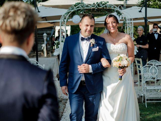 Il matrimonio di Laila e Edy a Monte San Pietro, Bologna 3
