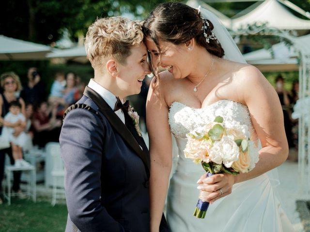 Il matrimonio di Laila e Edy a Monte San Pietro, Bologna 4