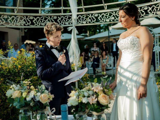 Il matrimonio di Laila e Edy a Monte San Pietro, Bologna 7