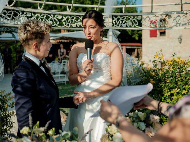 Il matrimonio di Laila e Edy a Monte San Pietro, Bologna 8