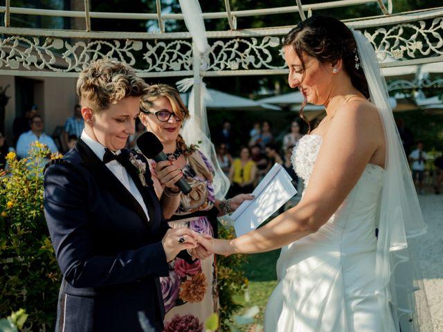 Il matrimonio di Laila e Edy a Monte San Pietro, Bologna 9