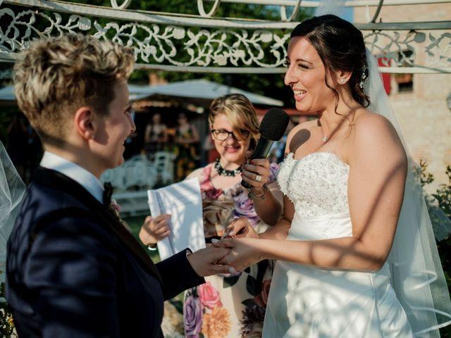 Il matrimonio di Laila e Edy a Monte San Pietro, Bologna 10