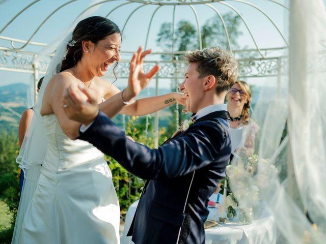 Il matrimonio di Laila e Edy a Monte San Pietro, Bologna 11