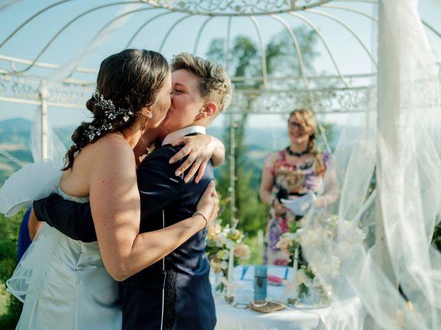 Il matrimonio di Laila e Edy a Monte San Pietro, Bologna 12