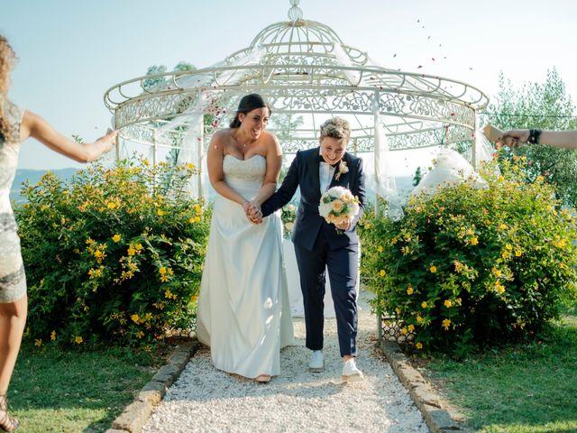 Il matrimonio di Laila e Edy a Monte San Pietro, Bologna 13