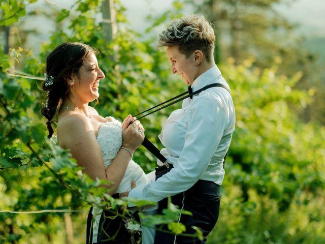 Il matrimonio di Laila e Edy a Monte San Pietro, Bologna 15