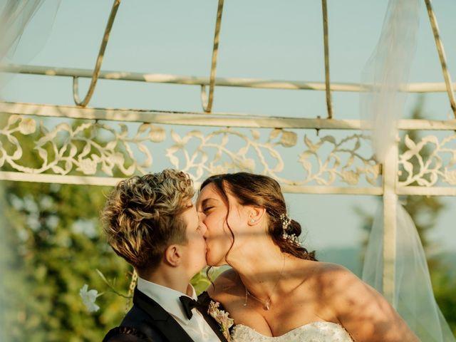 Il matrimonio di Laila e Edy a Monte San Pietro, Bologna 16
