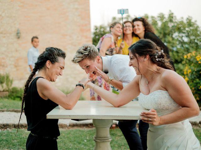 Il matrimonio di Laila e Edy a Monte San Pietro, Bologna 17