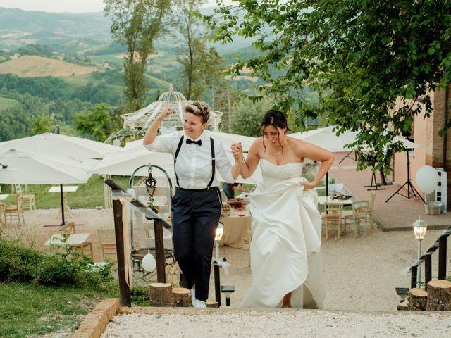 Il matrimonio di Laila e Edy a Monte San Pietro, Bologna 18