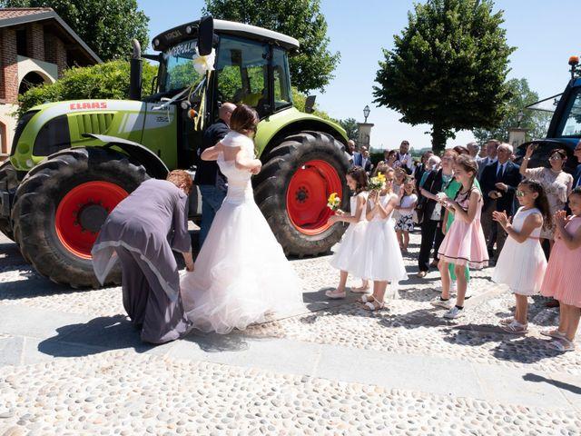 Il matrimonio di Andrea e Cinzia a Magenta, Milano 12