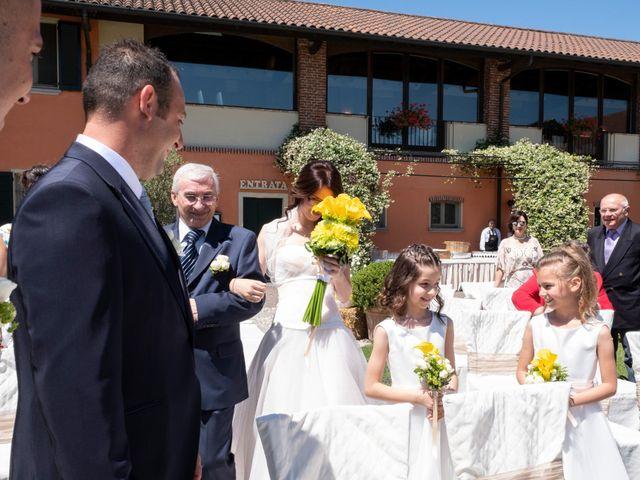 Il matrimonio di Andrea e Cinzia a Magenta, Milano 15
