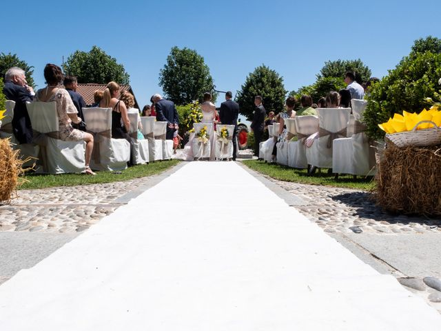 Il matrimonio di Andrea e Cinzia a Magenta, Milano 18