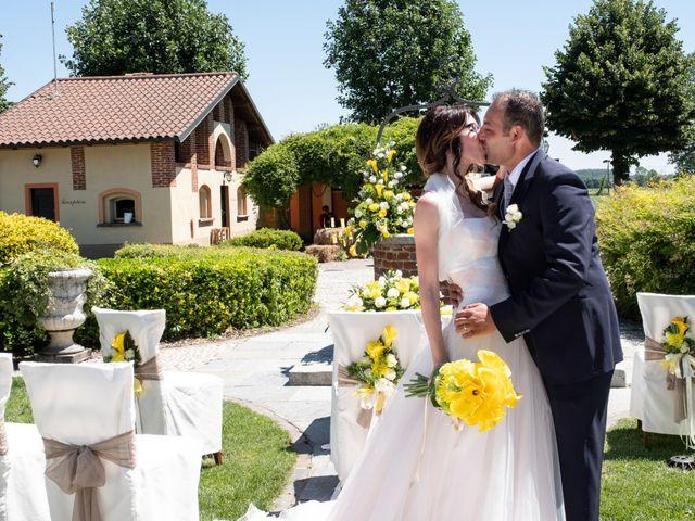 Il matrimonio di Andrea e Cinzia a Magenta, Milano 1