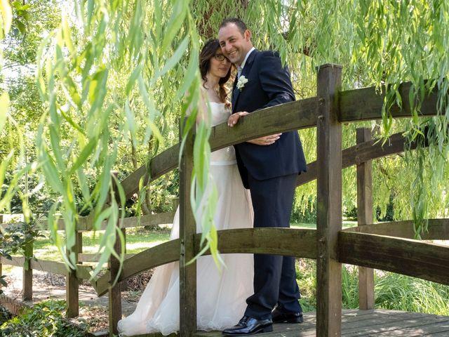 Il matrimonio di Andrea e Cinzia a Magenta, Milano 27