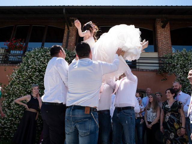 Il matrimonio di Andrea e Cinzia a Magenta, Milano 33