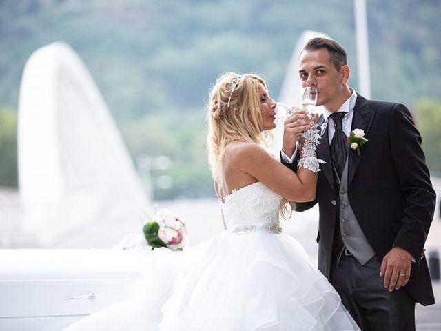 Il matrimonio di Daniele e Flavia a Roma, Roma 1