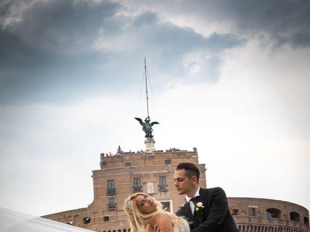 Il matrimonio di Daniele e Flavia a Roma, Roma 4