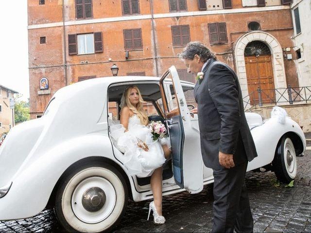 Il matrimonio di Daniele e Flavia a Roma, Roma 6