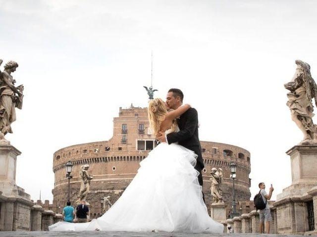Il matrimonio di Daniele e Flavia a Roma, Roma 15
