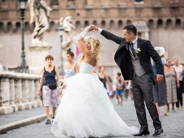 Il matrimonio di Daniele e Flavia a Roma, Roma 16
