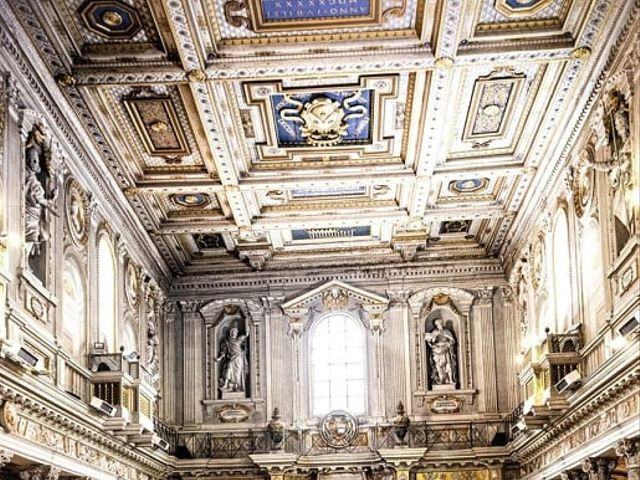 Il matrimonio di Daniele e Flavia a Roma, Roma 20