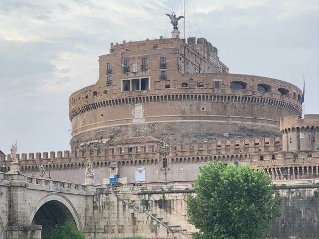 Il matrimonio di Daniele e Flavia a Roma, Roma 30