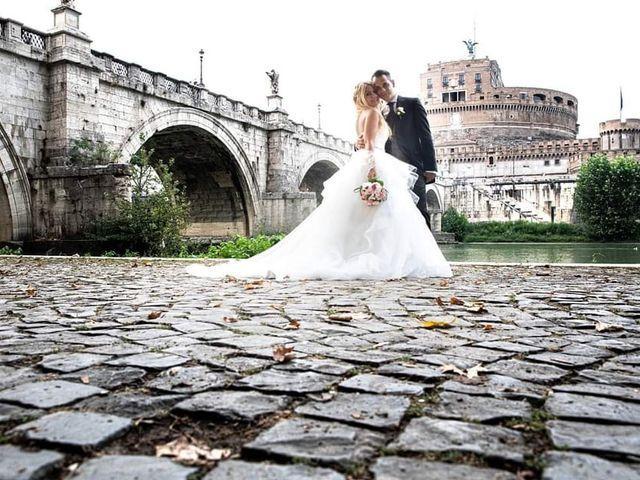 Il matrimonio di Daniele e Flavia a Roma, Roma 33