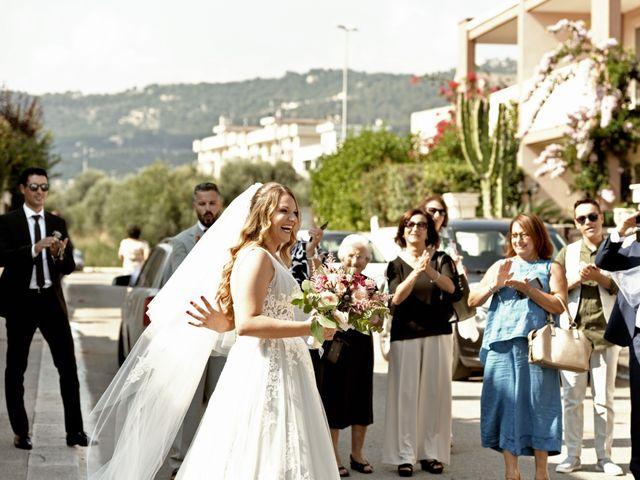 Il matrimonio di Feliciano e Evelina a Fasano, Brindisi 13