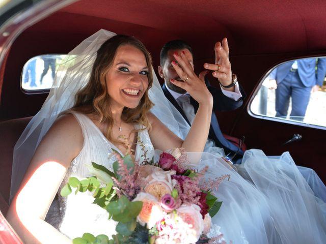 Il matrimonio di Feliciano e Evelina a Fasano, Brindisi 14