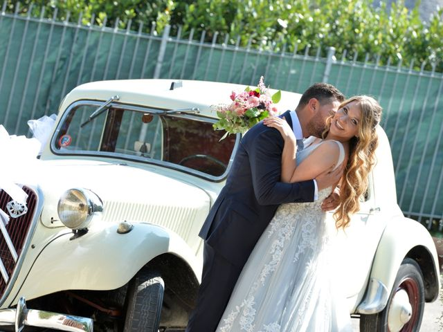 Il matrimonio di Feliciano e Evelina a Fasano, Brindisi 15